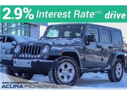 2015 Jeep Wrangler Unlimited Sahara (Stk: AP5034) in Pickering - Image 1 of 19