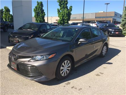 2020 Toyota Camry LE (Stk: 8376) in Barrie - Image 1 of 14