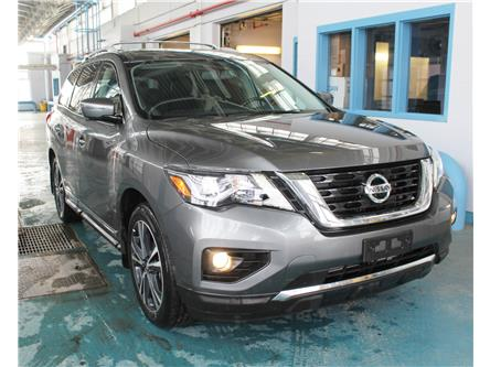 2018 Nissan Pathfinder Platinum (Stk: BB623882) in Regina - Image 2 of 29