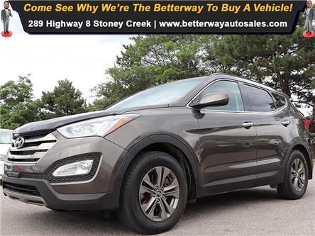 2014 Hyundai Santa Fe Sport 2.4 Premium| AWD| Heat Sear Steer| B-Tooth (Stk: 5463) in Stoney Creek - Image 1 of 16
