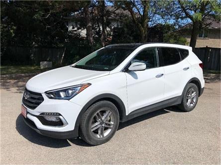 2018 Hyundai Santa Fe Sport Luxury|Leather|Pano roof|navi|loaded (Stk: 5477) in Stoney Creek - Image 2 of 22