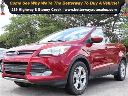 2016 Ford Escape SE| 4X4| Backup Cam| Heat Seat| B-Tooth (Stk: 5410) in Stoney Creek - Image 1 of 18