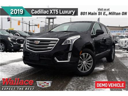 2019 Cadillac XT5 LUXURY/DEMO/AWD/SUNRF/HTD STS/NAV/PRK ASST (Stk: 187581D) in Milton - Image 1 of 11