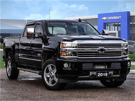 2016 Chevrolet Silverado High Country (Stk: 124109A) in Markham - Image 1 of 28
