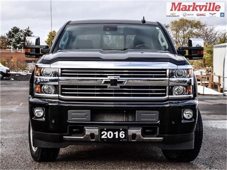 2016 Chevrolet Silverado High Country (Stk: 124109A) in Markham - Image 2 of 28