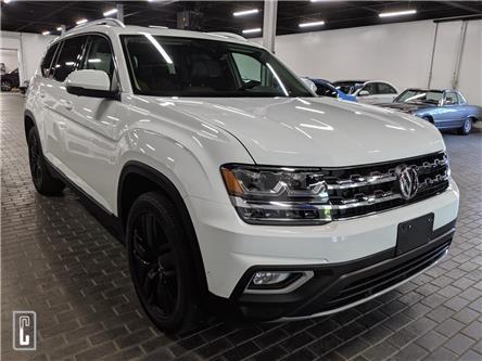 2018 Volkswagen Atlas 3.6 FSI Execline (Stk: 4839) in Oakville - Image 1 of 21