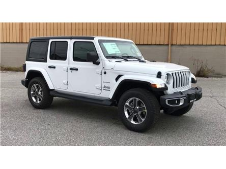 2020 Jeep Wrangler Unlimited Sahara (Stk: 2162) in Windsor - Image 2 of 13