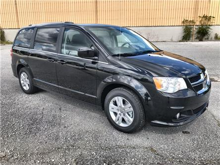 2019 Dodge Grand Caravan Crew (Stk: 191492) in Windsor - Image 1 of 13