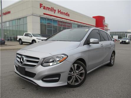 2015 Mercedes-Benz B-Class 4dr HB B 250 Sports Tourer FWD (Stk:  308985P) in Brampton - Image 1 of 19