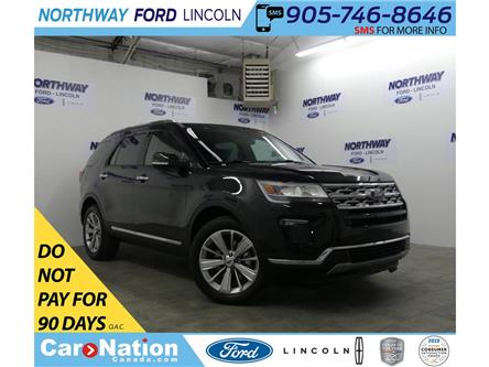 2019 Ford Explorer Limited | AWD | LEATHER | PANOROOF | NAV | (Stk: DR700) in Brantford - Image 1 of 36