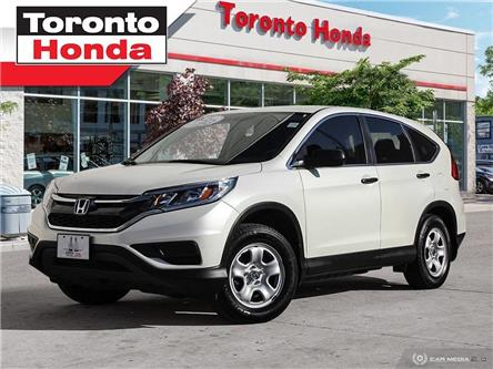 2016 Honda CR-V LX (Stk: 39642) in Toronto - Image 1 of 27