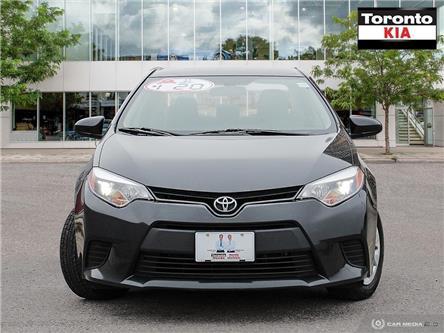2014 Toyota Corolla CE (Stk: K31887A) in Toronto - Image 2 of 25
