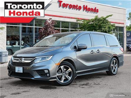 2018 Honda Odyssey EX (Stk: 39701) in Toronto - Image 1 of 30