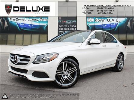 2015 Mercedes-Benz C-Class Base (Stk: D0675) in Concord - Image 1 of 25
