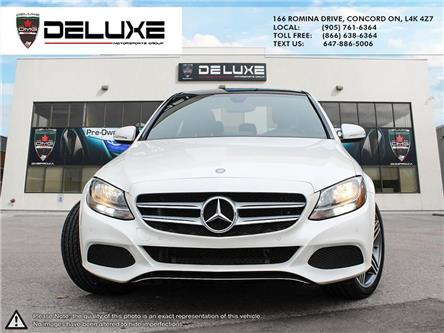 2015 Mercedes-Benz C-Class Base (Stk: D0675) in Concord - Image 2 of 25