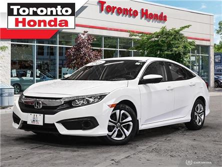 2017 Honda Civic Sedan LX (Stk: 39674) in Toronto - Image 1 of 27