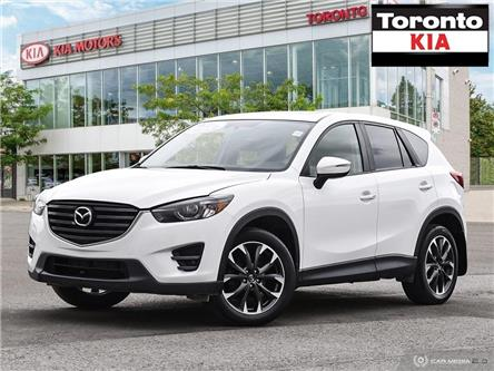 2016 Mazda CX-5 Grand Touring (Stk: K31901A) in Toronto - Image 1 of 27