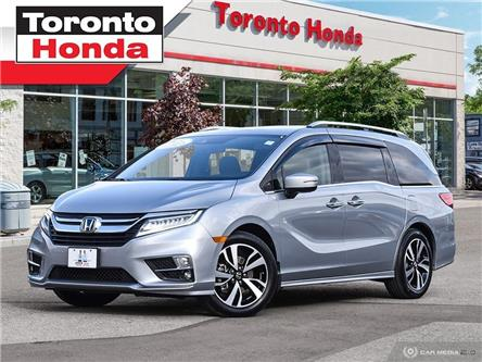 2019 Honda Odyssey Touring (Stk: 39679) in Toronto - Image 1 of 27