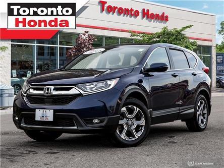 2017 Honda CR-V EX (Stk: 39687) in Toronto - Image 1 of 26
