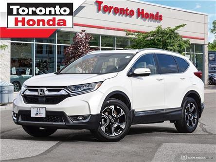 2017 Honda CR-V Touring (Stk: 39693) in Toronto - Image 1 of 27