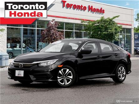 2018 Honda Civic Sedan LX (Stk: 39689) in Toronto - Image 1 of 27