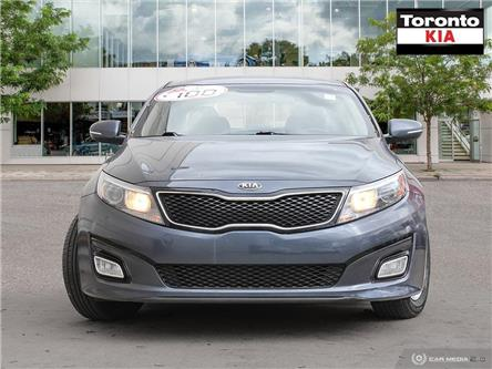 2015 Kia Optima LX (Stk: K31801) in Toronto - Image 2 of 27