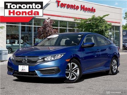2017 Honda Civic Sedan LX (Stk: 39622) in Toronto - Image 1 of 27