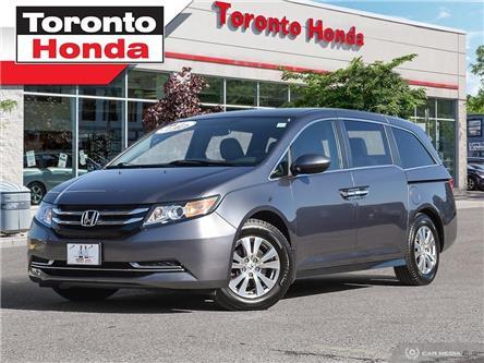 2014 Honda Odyssey EX (Stk: 39614A) in Toronto - Image 1 of 27