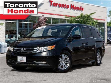2015 Honda Odyssey EX-L (Stk: 39647) in Toronto - Image 1 of 28
