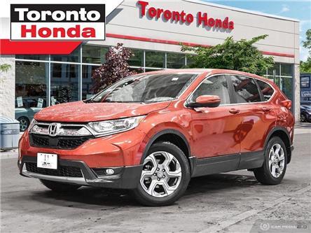 2019 Honda CR-V EX (Stk: 39656) in Toronto - Image 1 of 25
