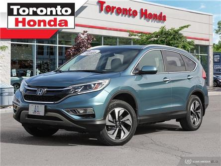 2016 Honda CR-V Touring (Stk: 39391) in Toronto - Image 1 of 27