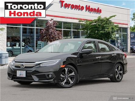 2017 Honda Civic Sedan Touring (Stk: 39638) in Toronto - Image 1 of 28