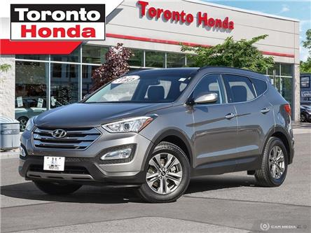 2016 Hyundai Santa Fe Sport 2.4 Luxury (Stk: 39645) in Toronto - Image 1 of 27