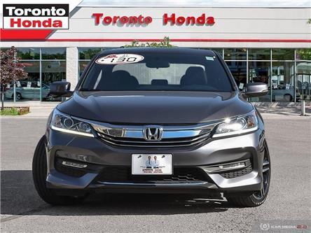 2017 Honda Accord Sedan Sport (Stk: 39649) in Toronto - Image 2 of 27