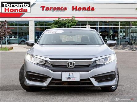 2017 Honda Civic Sedan LX (Stk: 39677) in Toronto - Image 2 of 27