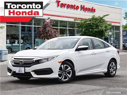 2016 Honda Civic Sedan LX (Stk: 39675) in Toronto - Image 1 of 27