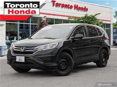2016 Honda CR-V LX (Stk: 39695) in Toronto - Image 1 of 27