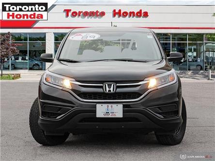 2016 Honda CR-V LX (Stk: 39695) in Toronto - Image 2 of 27