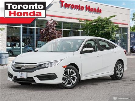 2018 Honda Civic Sedan LX (Stk: 39702) in Toronto - Image 1 of 27