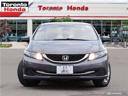 2015 Honda Civic Sedan LX (Stk: 39697) in Toronto - Image 2 of 27