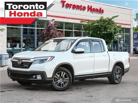 2018 Honda Ridgeline Sport (Stk: 39655A) in Toronto - Image 1 of 29