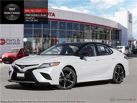 2020 Toyota Camry XSE (Stk: 69611) in Vaughan - Image 1 of 24