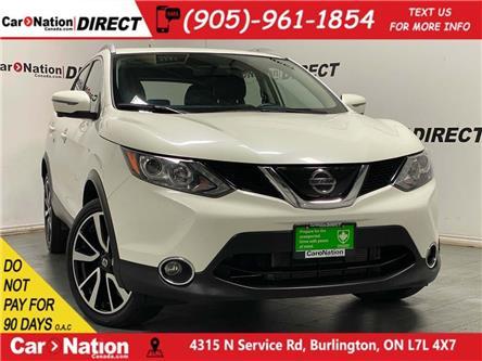 2018 Nissan Qashqai  (Stk: DRD2845) in Burlington - Image 1 of 38
