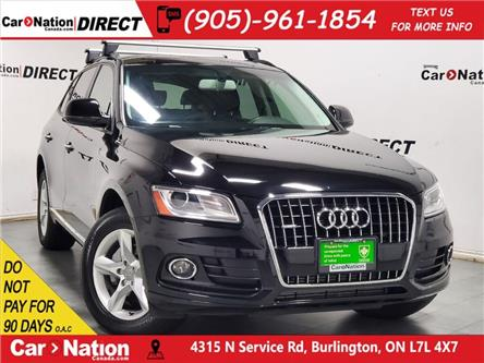 2017 Audi Q5 2.0T Komfort (Stk: CN5948) in Burlington - Image 2 of 37