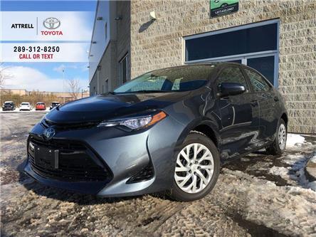 2017 Toyota Corolla LE KEYLESS, HEATED SEATS, TOYOTA SAFETY SENSE, BLU (Stk: 44545A) in Brampton - Image 1 of 23