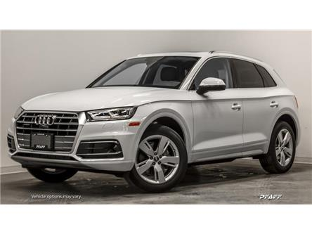 2019 Audi Q5 45 Technik (Stk: A12608) in Newmarket - Image 1 of 22
