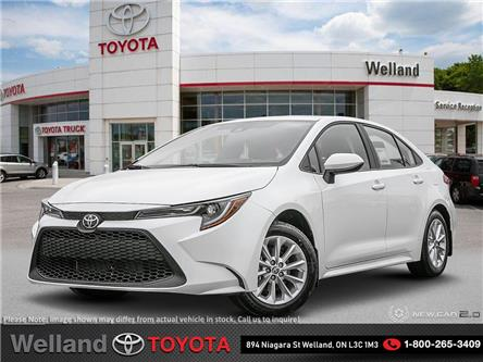 2020 Toyota Corolla LE (Stk: COR6836) in Welland - Image 1 of 24