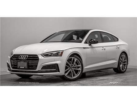 2019 Audi A5 45 Progressiv (Stk: A12567) in Newmarket - Image 1 of 20