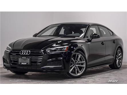 2019 Audi A5 45 Progressiv (Stk: A12566) in Newmarket - Image 1 of 20