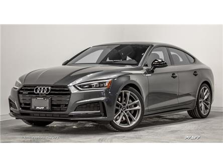2019 Audi A5 45 Progressiv (Stk: A12586) in Newmarket - Image 1 of 18